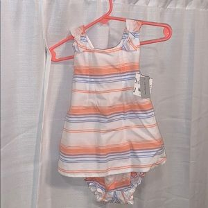 Janie and jack baby two piece set brand with tag